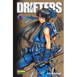 DRIFTERS Nº 3