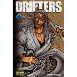 DRIFTERS Nº 2