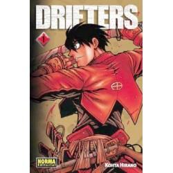 DRIFTERS Nº 1