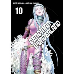 DEADMAN WONDERLAND Nº 10