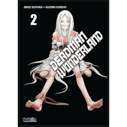 DEADMAN WONDERLAND Nº 2