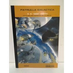 PATRULLA GALACTICA-COLECCIÓN OMEAN Nº 12