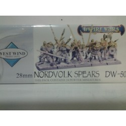 DWARF WARS: NORDVOLK SPEARS