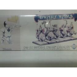 DWARF WARS: IMPERIAL DWARF CAVALRY