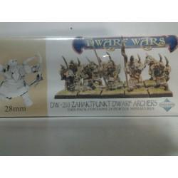 DWARF WARS: ZAHAKTPUNKT DWARF ARCHERS