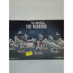 TAU: FIRE WARRIORS