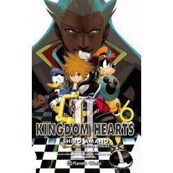 KINGDOM HEARTS II Nº 6