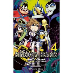 KINGDOM HEARTS II Nº 4