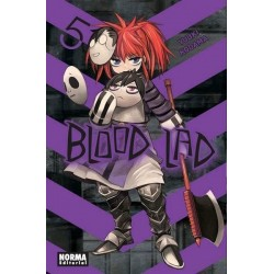 BLOOD LAD Nº 5