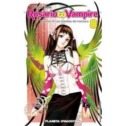 ROSARIO TO VAMPIRE Nº 8