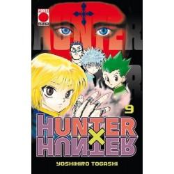 HUNTER X HUNTER Nº 9