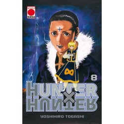 HUNTER X HUNTER Nº 8
