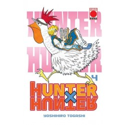 HUNTER X HUNTER Nº 4
