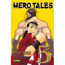 HERO TALES Nº 5