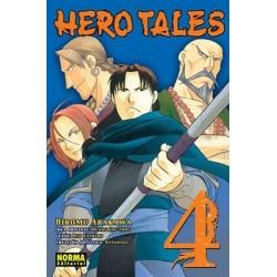 HERO TALES Nº 4