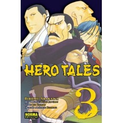 HERO TALES Nº 3