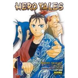 HERO TALES Nº 1