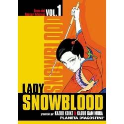 LADY SNOWBLOOD Nº 1