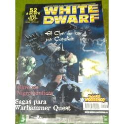 WHITE DWARF Nº 52