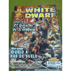 WHITE DWARF Nº 54