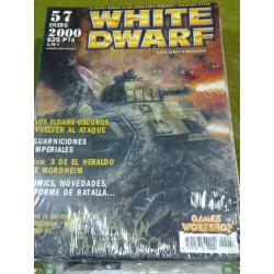 WHITE DWARF Nº 57