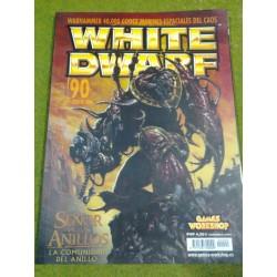WHITE DWARF Nº 90