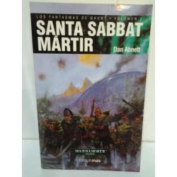 SANTA SABBAT MÁRTIR
