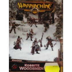 WARMACHINE: KOSSITE WOODSMEN