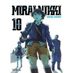 MIRAI NIKKI Nº 10