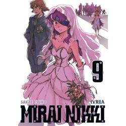 MIRAI NIKKI Nº 9