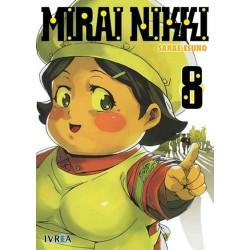 MIRAI NIKKI Nº 8