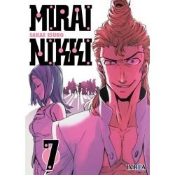 MIRAI NIKKI Nº 7