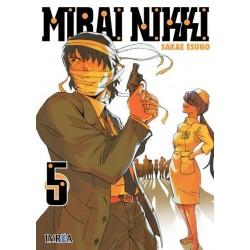 MIRAI NIKKI Nº 5