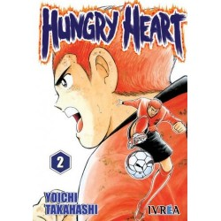 HUNGRY HEARTS Nº 2