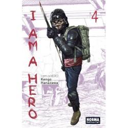 I AM A HERO Nº 4