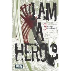 I AM A HERO Nº 3