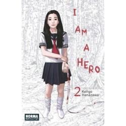 I AM A HERO Nº 2