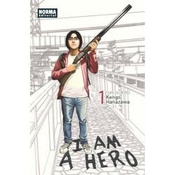 I AM A HERO Nº 1