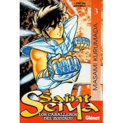 SAINT SEIYA Nº 3