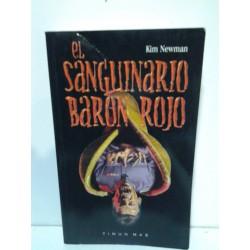 EL SANGUINARIO BARÓN ROJO