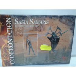 CONFRONTATION: SASIA SAMARIS (2ª ENCARNACIÓN)