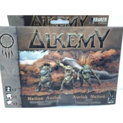 ALKEMY: AURLOK NATION