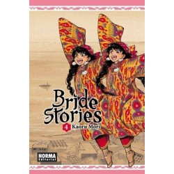 BRIDE STORIES Nº 4