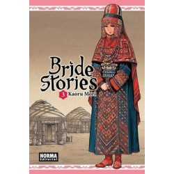 BRIDE STORIES Nº 3