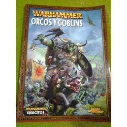 ORCOS Y GOBLINS LIBRO DE EJERCITO (2009)