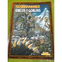 ORCOS Y GOBLINS LIBRO DE EJERCITO (2004)
