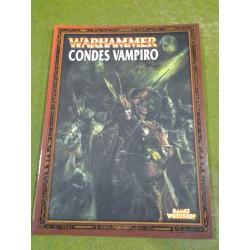 CONDES VAMPIRO LIBRO DE EJERCITO (2004)