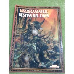 BESTIAS DEL CAOS LIBRO DE EJERCITO (2003)