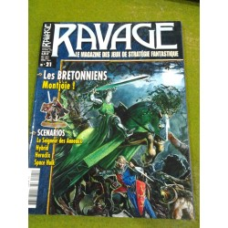 RAVAGE Nº 21 (FRANCES)