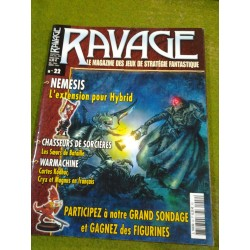 RAVAGE Nº 22 (FRANCES)